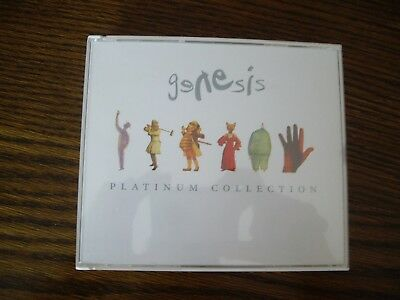 Genesis Platinum Collection 3 Cd Collection Great Condition