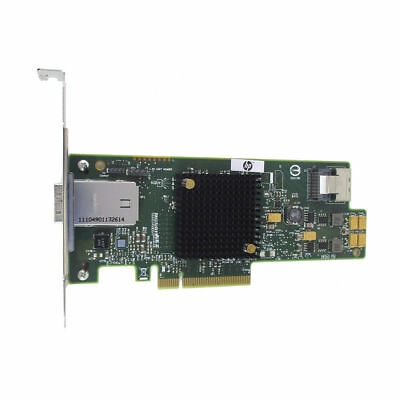 HP H222 Host Bus Adapter - Storage controller SATA 6Gb/s / SAS 6Gb/s