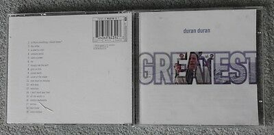 Duran Duran - Greatest - Original CD Issue for the UK