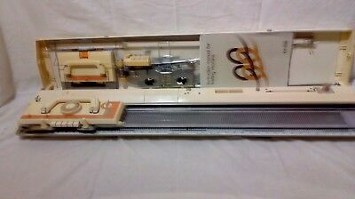 brother kh 840 24 stitch punchcard knitting machine fully serviced and tested