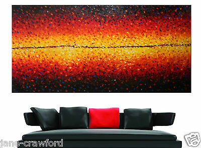 Huge 300cm Huge Art modern oil non aboriginal Painting from Australia