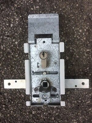 hormann/ Garador garage door lock