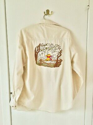 Vintage Ladies Shirt - Winnie The Pooh - Walt Disney World - Size Small