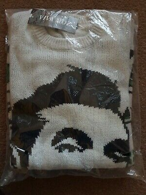 Morrissey Moz The Smiths sweater jumper unisex size S