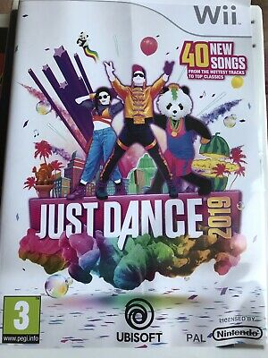 Just Dance 2019 Wii U Still Game
