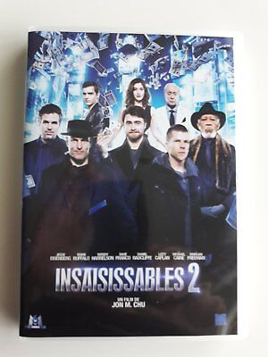 insaisissables 2 dvd