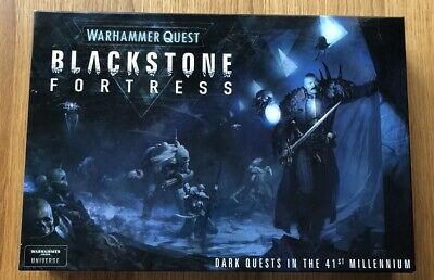 Warhammer Quest: Blackstone Fortress [Complete] 40k