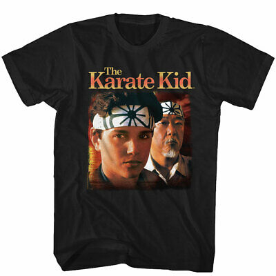 The Karate Kid Official T Shirt Movie Official Movie Poster New Sizes SM - 5XL