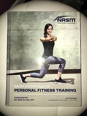 NASM Essentials of Personal Fitness Training by National Academy of Sports 5th