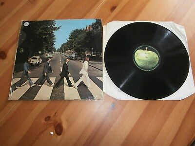 The Beatles  ‎– Abbey Road - PCS 7088 APPLE RECORDS - Vinyl LP Album