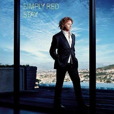 Cd Stay Simply Red