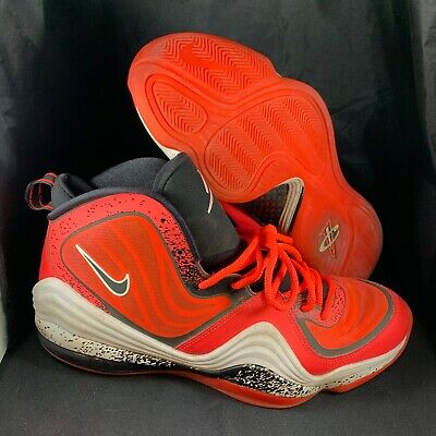 sale retailer 5a7e3 862c1 Nike Air Penny V 5 Lil Penny - 628570-601 - Atomic Red - Men s