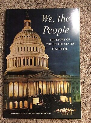 We, The People, The Story of the United States CAPITOL- 1974