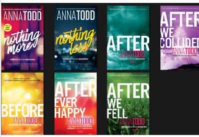After Series (1-7) by Anna Todd [EB00K]