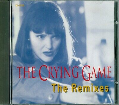 Pet Shop Boys, CD, The Crying Game The Remixes USA