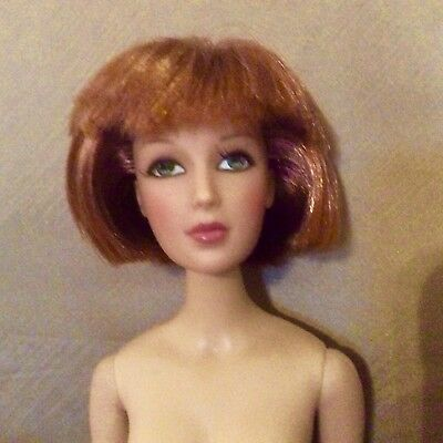 """Madame Alexander NUDE 16"""" Doll""""Runway Review""""Red Hair PreOwn/Adult Collector"""