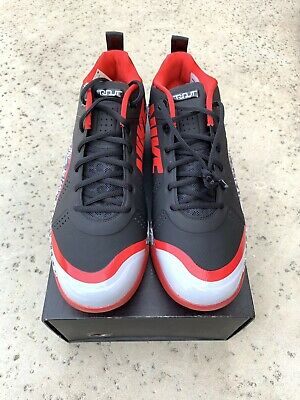 c1718b3d8e7 Nike Size 12 Force Zoom Mike Trout 4 IV Baseball Softball Turf Shoes Angels  Air