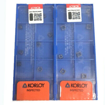 H●KORLOY SPMT060205-PD PC5300 Carbide Inserts CNC TOOL