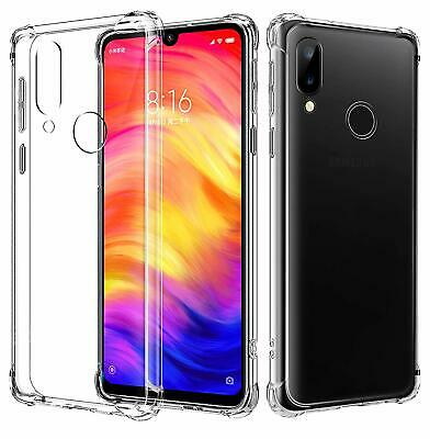 For Xiaomi Redmi Note 7 / 7 Pro Case Shockproof Clear Gel Heavy Duty Tough Cover