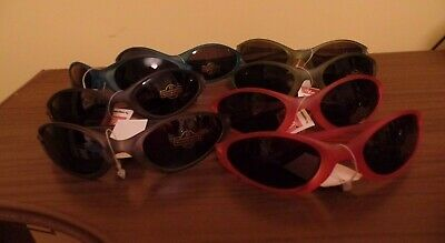 Joblot of 10 Pairs of Vintage Style Sun Glasses