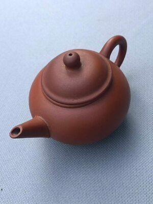 Antique / Vintage Chinese small Yixing tepot - signed