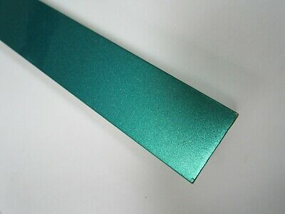 Sale Bundle - 4 Lengths (4m) 32 mm Metallic Green Wooden Picture Frame Moulding