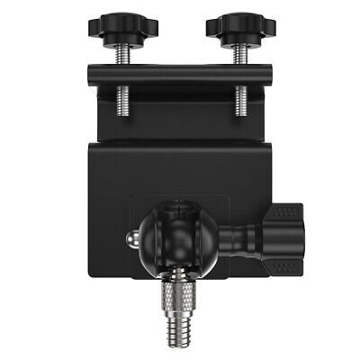 Black Gutter Mount Accessories + M3 Screw for Ring Spotlight Cam Battery TH1340
