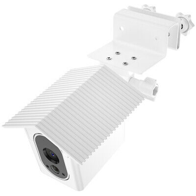 1pc White Gutter Mount Holder + Protect Case for Arlo HD Security Camera TH1333