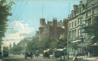 Southport; Lord street; Horrocks 15