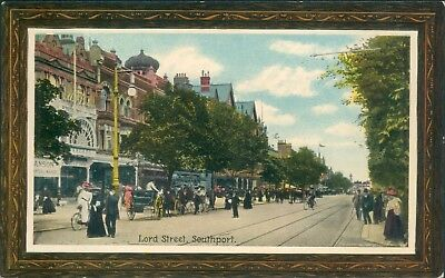 Southport; Lord street; shaw