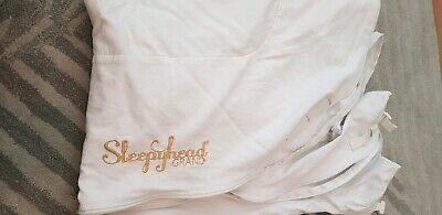 Sleepyhead Grand Stage 2. 8-36 Months. Spare Cover. White