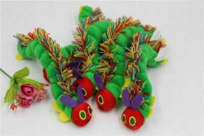 The Very Hungry Caterpillar Eric Carle Plush Doll Stuffed Toy 10cm 1PC