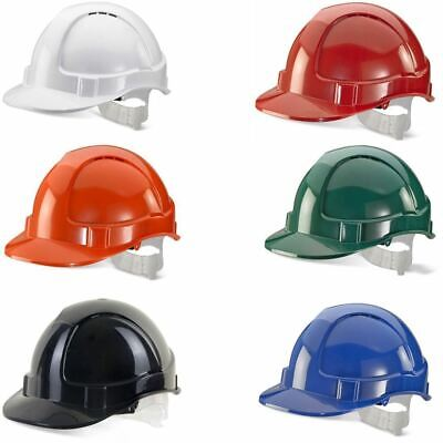 Womens Vented Helmet With Sweatband Mens Lightweight Construction Work Wear Hat