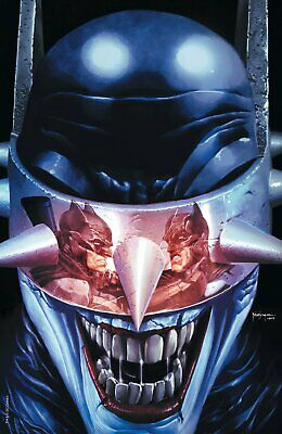 Batman Who Laughs #5 (Of 6) Unknown Comic Books Suayan Exclusive Lmtd Virgin Ref