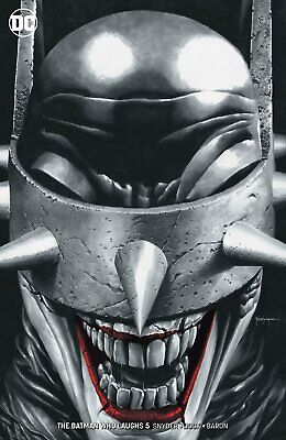 Batman Who Laughs #5 (Of 6) Unknown Comic Books Suayan Exclusive Remark Edition