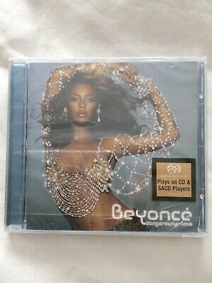 New and Sealed - Beyoncé - Dangerously In Love [SACD] (2004)