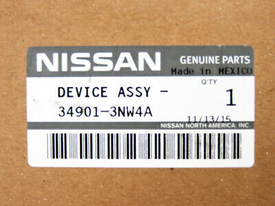 New Genuine OEM Nissan 34901-3NW4A A/T Shifter Center Console 2013-19 Pathfinder