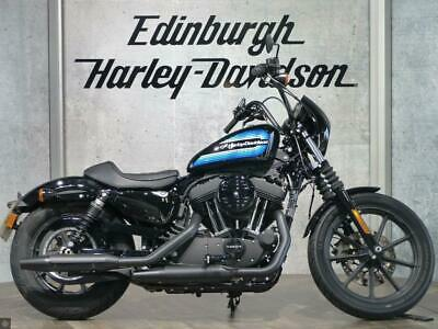 Harley-Davidson Iron 1200 Low Mileage Vivid Black