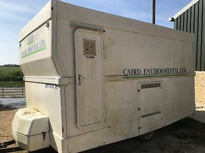 Ex Mobile Decontamination Unit