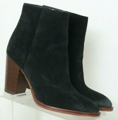 074c2892e Sam Edelman Blake Black Suede Fashion Ankle Boots Booties Women s US 5.5
