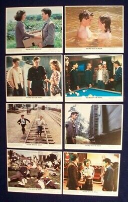 Racing With The Moon Original Lobby Card Set Of 8 1984