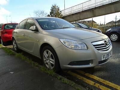Vauxhall Insignia 2.0CDTi 16v  2009 Exclusiv SPARES OR REPAIRS  NON RUNNER