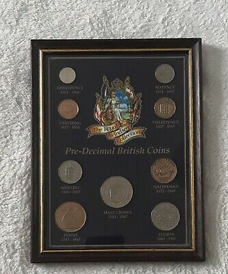The Royal Windsor Collection Pre Decimal British Coins