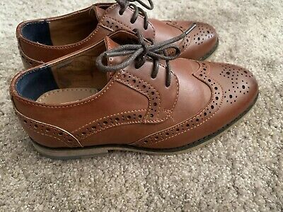 Boys' Shoes Boys River Island Brogue Shoes Infant 8 Worn Once Clothing, Shoes & Accessories