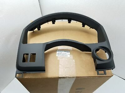 Genuine OEM Nissan 68240-ZZ50B Instrument Panel Cluster Bezel Titan Open Box +