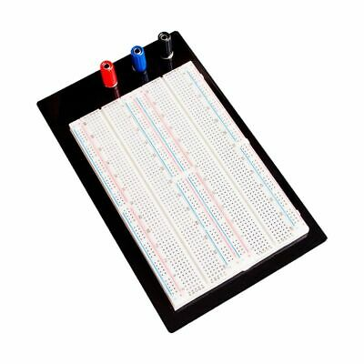 5X(1660 hole breadboard test bed free solder circuit test version ZY-204 P6B7)