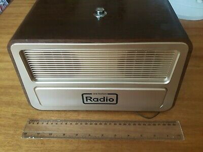 Retro Radio For Dementia Sufferers/Partially Sighted People. Excellent condition