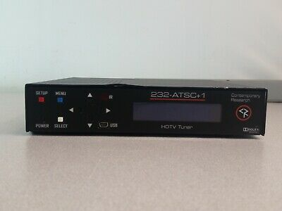 Contemporary Research 232-ATSC+1 HDTV Tuner