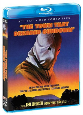 JOHNSON,BEN-TOWN THAT DREADED SUNDOWN/EVICTORS Blu-Ray NEW