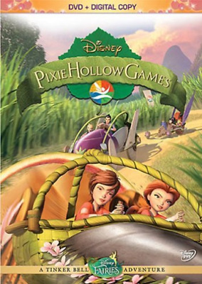 LIU,LUCY-Pixie Hollow Games DVD NEW